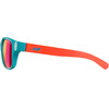 Julbo Turn Spectron 3CF Sunglasses Kids 4-8Y Shiny Turquoise/Matt Coral-Multilayer Pink
